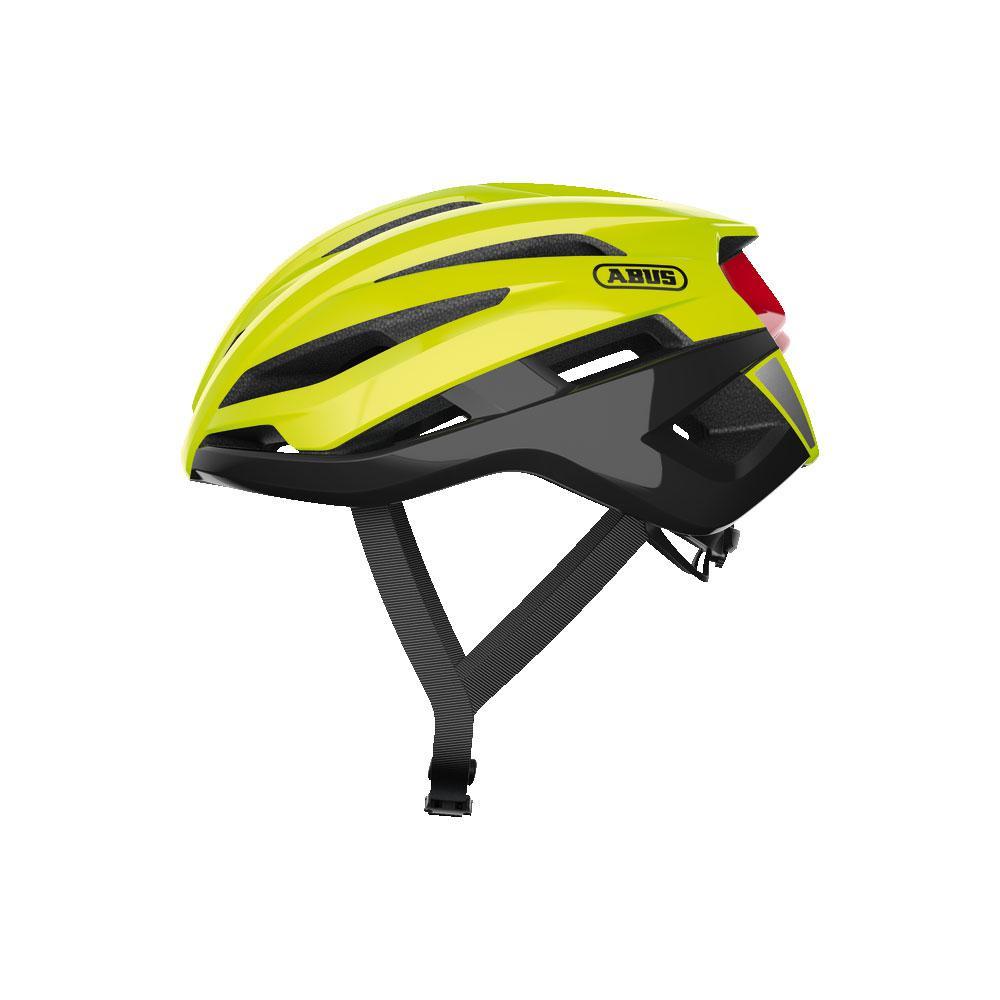 ABUS StormChaser Road Bisiklet Kaskı M - Neon Yellow