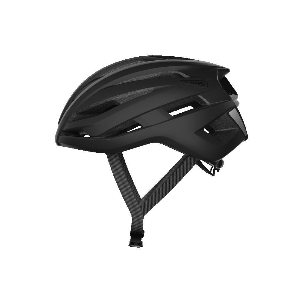 ABUS StormChaser Road Bisiklet Kaskı M - Velvet Black