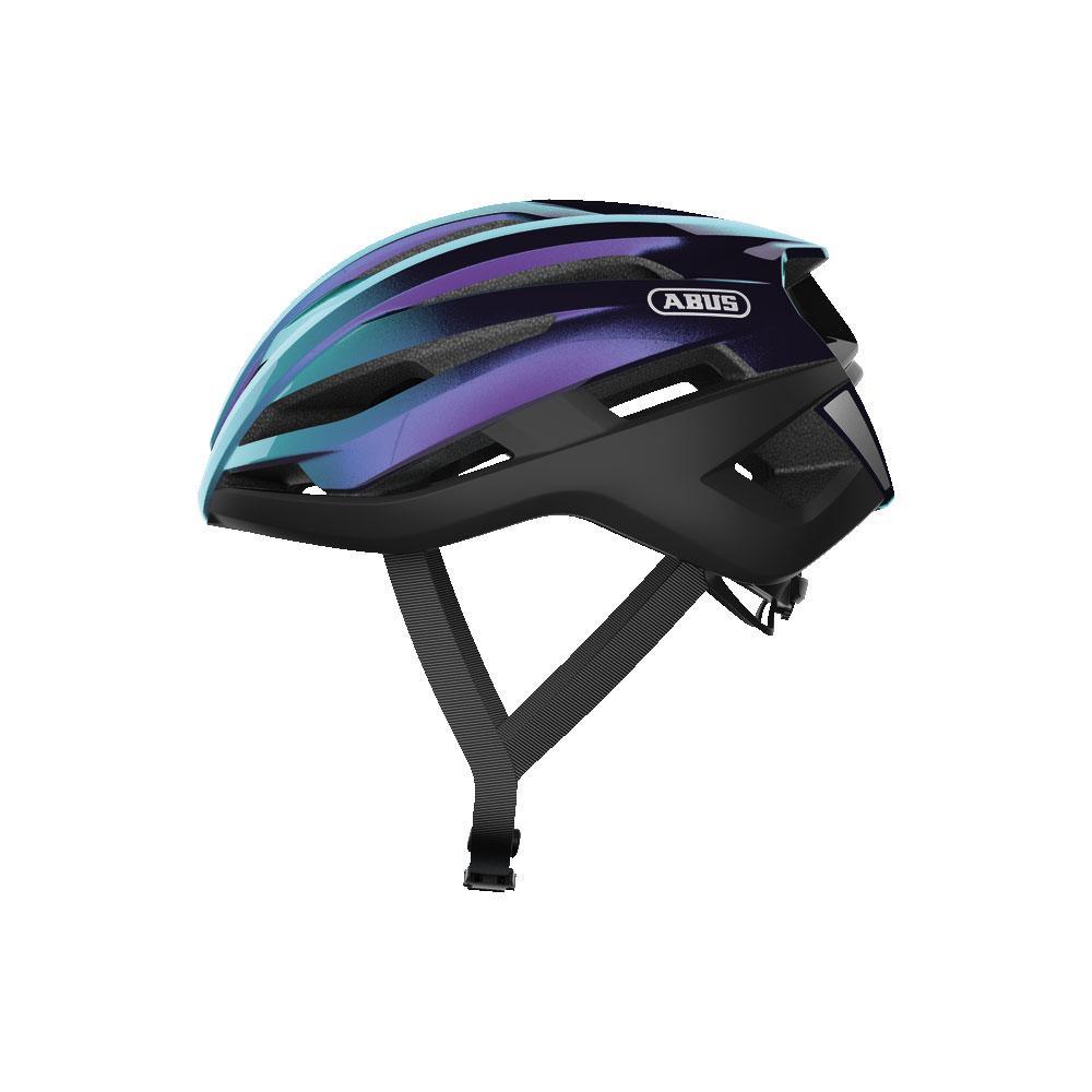 ABUS StormChaser Road Bisiklet Kaskı XL - Flipflop Purple