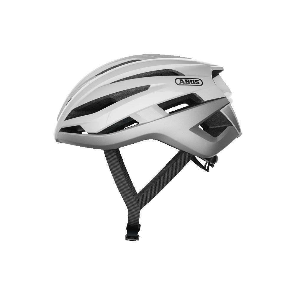 ABUS StormChaser Road Bisiklet Kaskı XL - Polar White