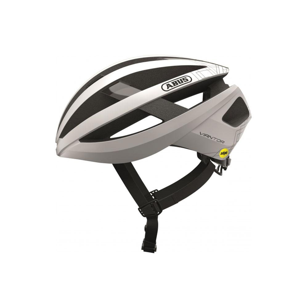 ABUS VIANTOR MIPS Road Bisiklet Kaskı M - Polar White