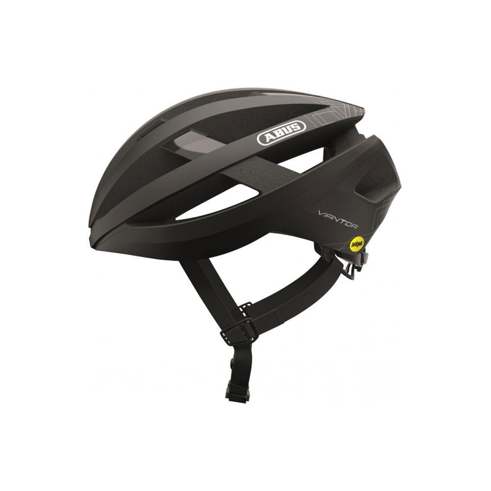 ABUS VIANTOR MIPS Road Bisiklet Kaskı M - Velvet Black