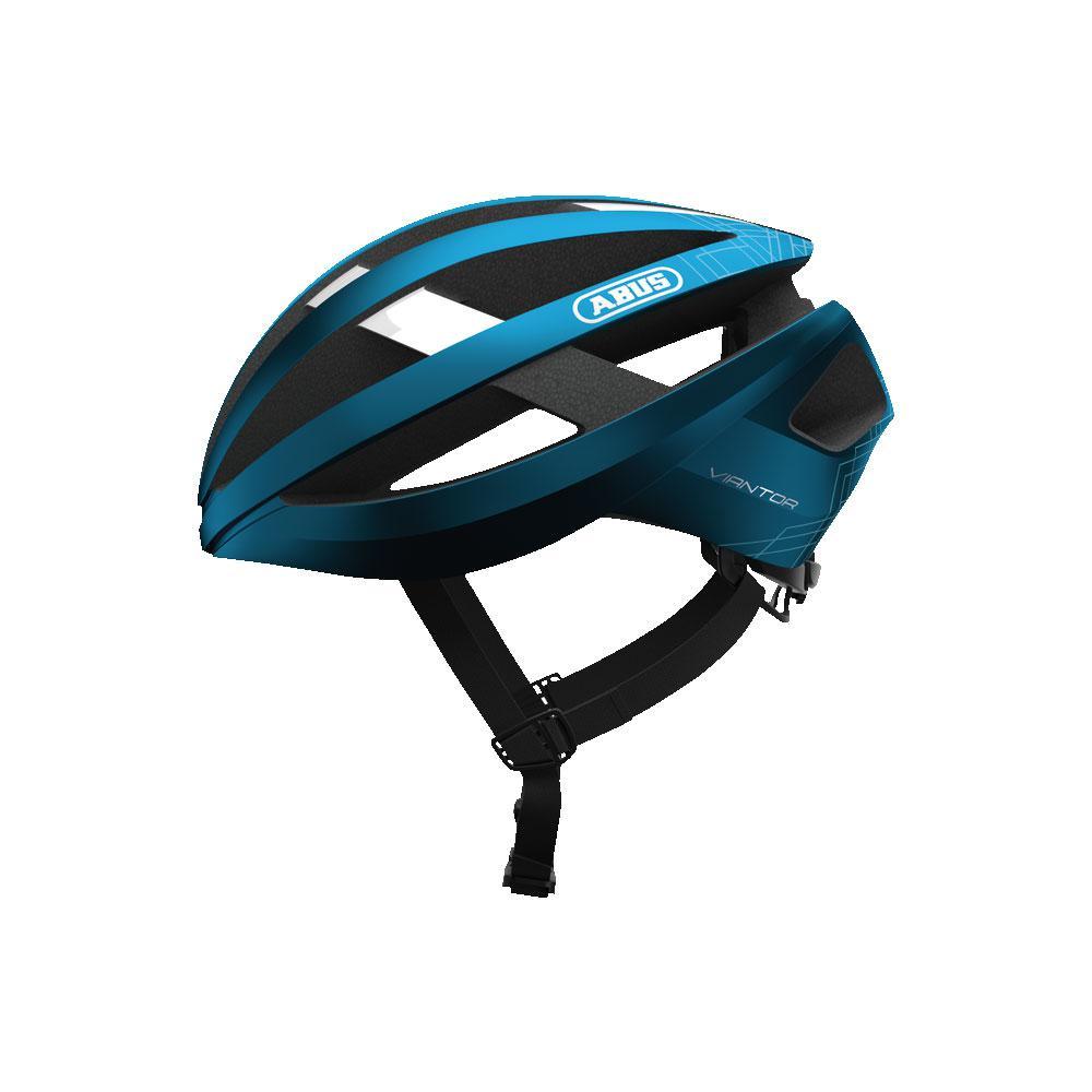 ABUS VIANTOR Road Bisiklet Kaskı M - Steel Blue