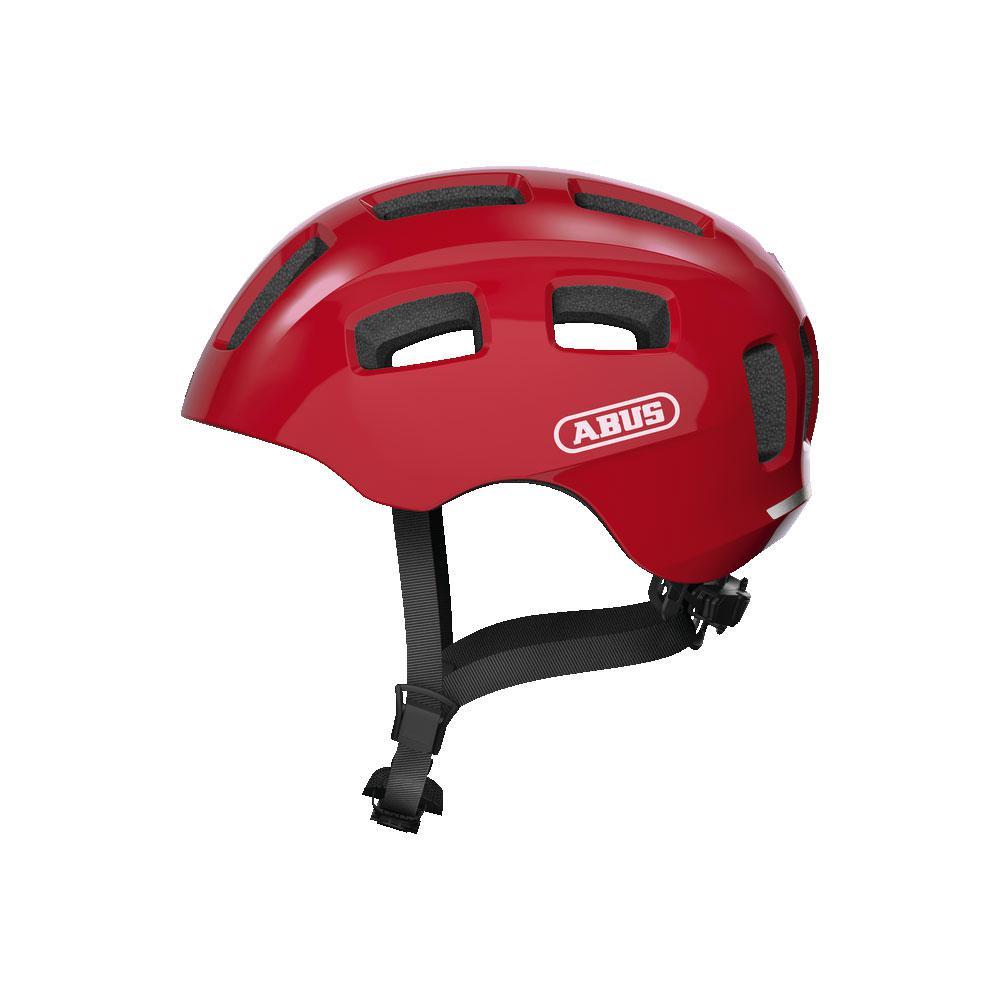 ABUS YOUN-I 2.0 Kids Bisiklet Kaskı M - Blaze Red