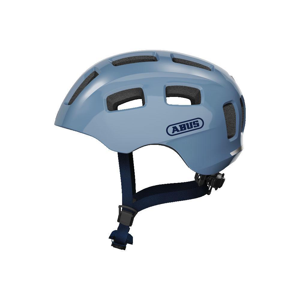 ABUS YOUN-I 2.0 Kids Bisiklet Kaskı M - Glacier Blue