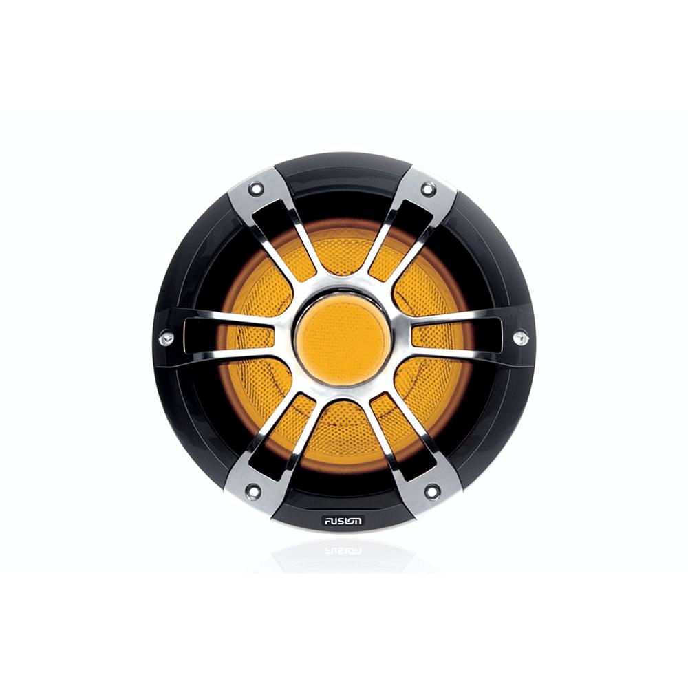 Fusion SG-SL102SPC 600 Watt Sports Krom Marine CRGBW LED Subwoofer
