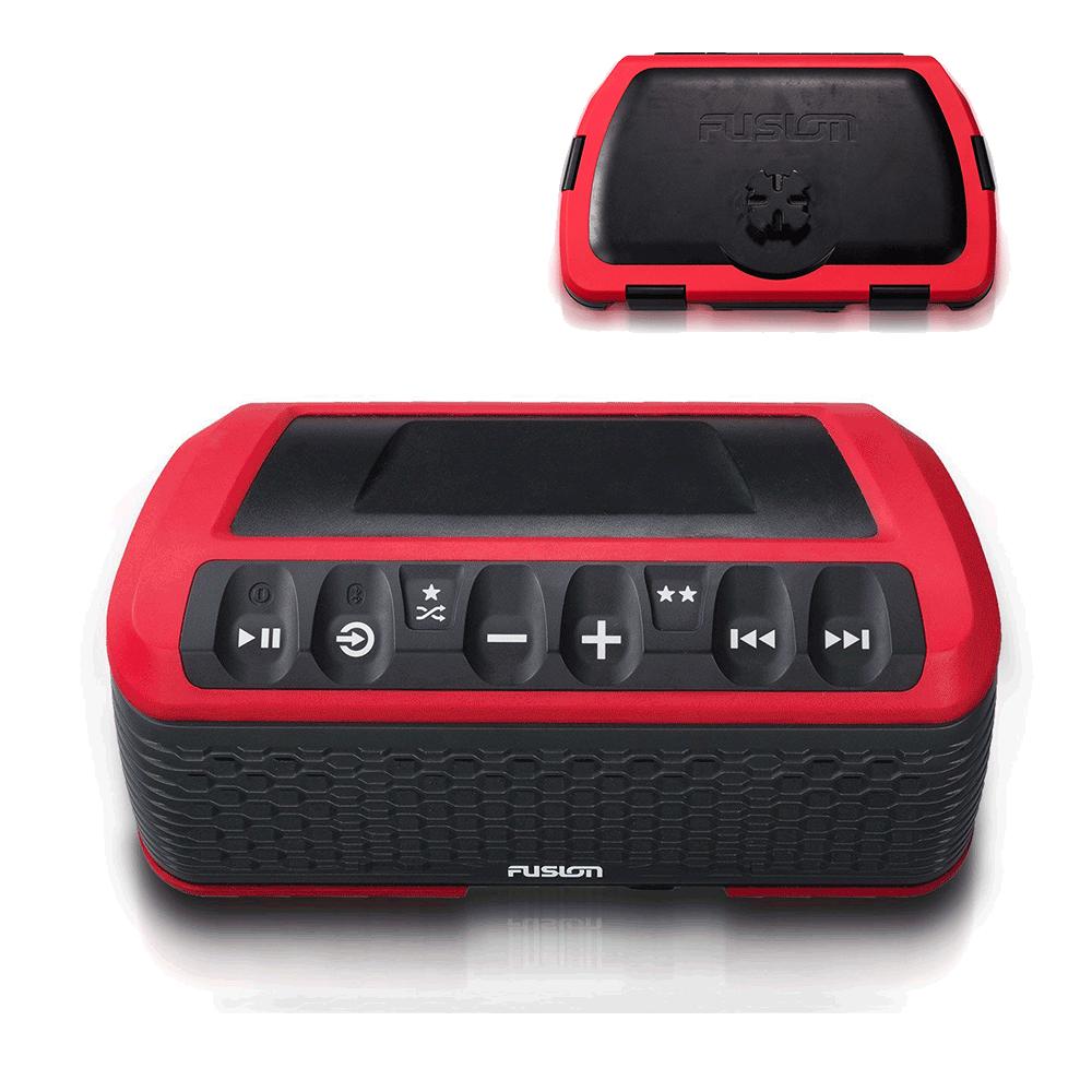 Fusion StereoActive - ActiveSafe - Kırmızı Bundle
