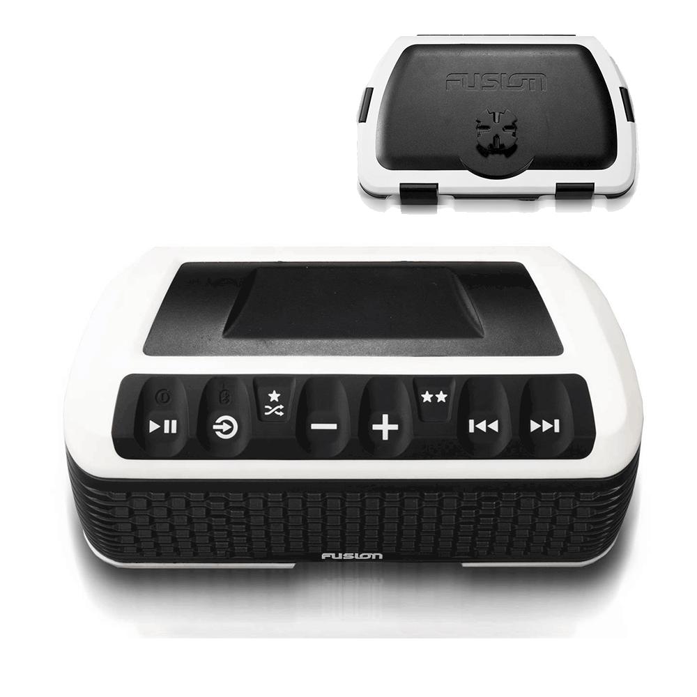 Fusion StereoActive - ActiveSafe - Beyaz Bundle