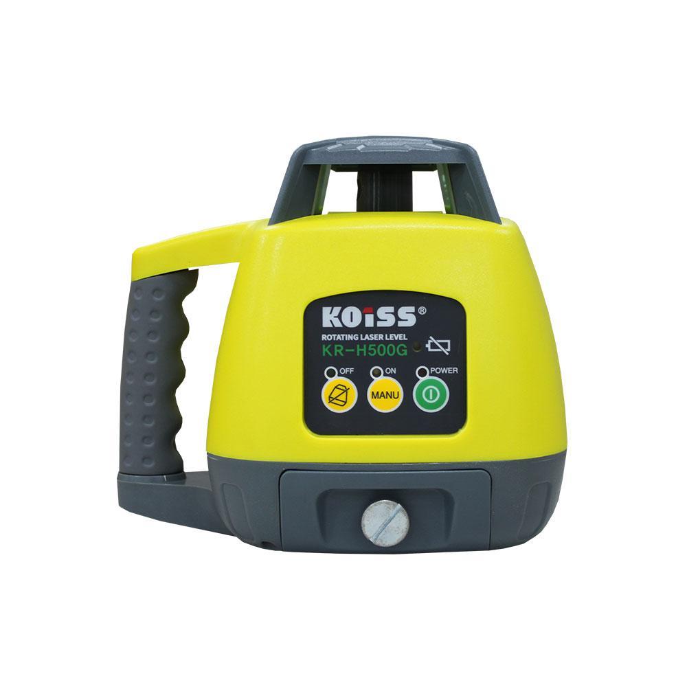 Koiss KR-H500G (Green-Yeşil) Rotasyon Lazerli Nivo
